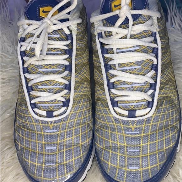 Nike Air Max Plus Wave Grid Yellow